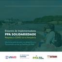 PPA Solidariedade - Encontro com Implementadores
