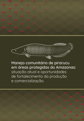 Infográficos mostram dados do manejo do Pirarucu no Amazonas
