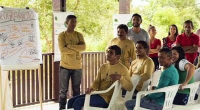 Comunidades e pesquisadores analisam resultados de Monitoramento Participativo na Resex Cazumbá-Iracema no Acre