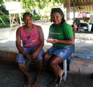 Diretora da ARQMO é premiada pela Embaixada dos EUA por seu trabalho com comunidades quilombolas