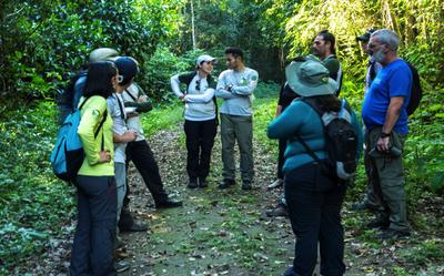 Gerentes de áreas protegidas e comunidade aprendem a melhorar o planejamento de uso público