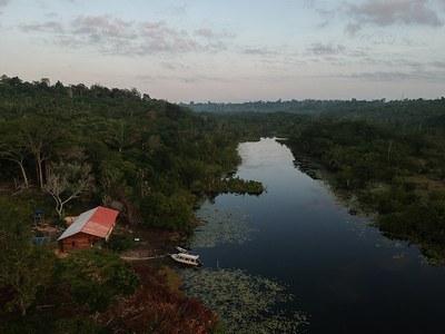 IEB inicia formação em gestão de manejo florestal na Resex Verde para Sempre