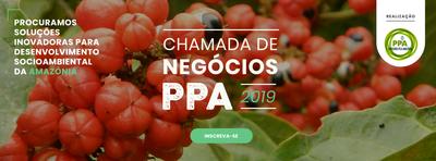 Inscrições Abertas para a Chamada de Negócios PPA 2019