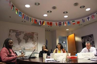 Lideranças quilombolas visitam Estados Unidos para conhecer projetos sobre proteção dos direitos de minorias