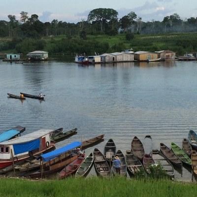 Manejo de pirarucu no Médio Juruá traz sucesso para a temporada de pesca