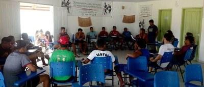 Oficinas de planejamento com lideranças indígenas acontecem no Amazonas - 02/2018