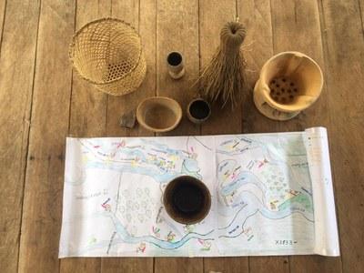 Pesquisa mapeia cultura e língua originária de povos indígenas de Pauiní