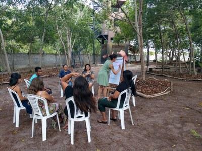 Professores do entorno do Parque Nacional de Anavilhanas criam projetos para envolvimento de jovens em educação ambiental
