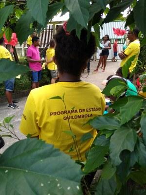 Programa Estágio Quilombola monta equipe voluntária