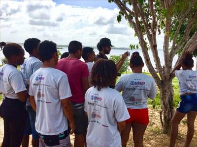 """Quilombolas do Pará aprendem a se tornar """"YouTubers"""" compartilhando suas perspectivas de comunidades da floresta Amazônia com o mundo"""