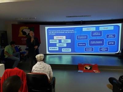 USAID/Brasil apoia workshop internacional de titulação de terras com delegação comunidades Afro-colombianas