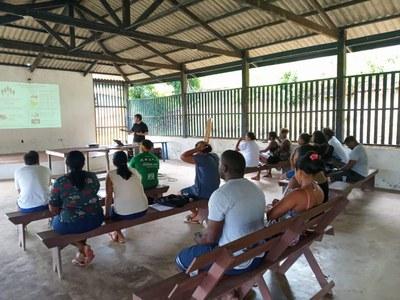 Comunidades quilombolas e ribeirinhas do Programa Territórios Sustentáveis validam Índice de Progresso Social